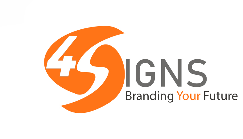 Logo, Mailer and Business Cards - 4Signs